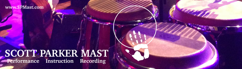 Scott Parker Mast | Percussion