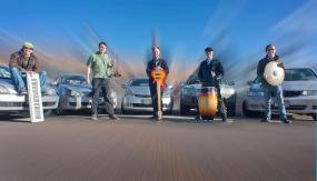 Silver Cars/ Promo